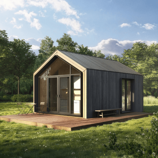 Kozo garden cabin