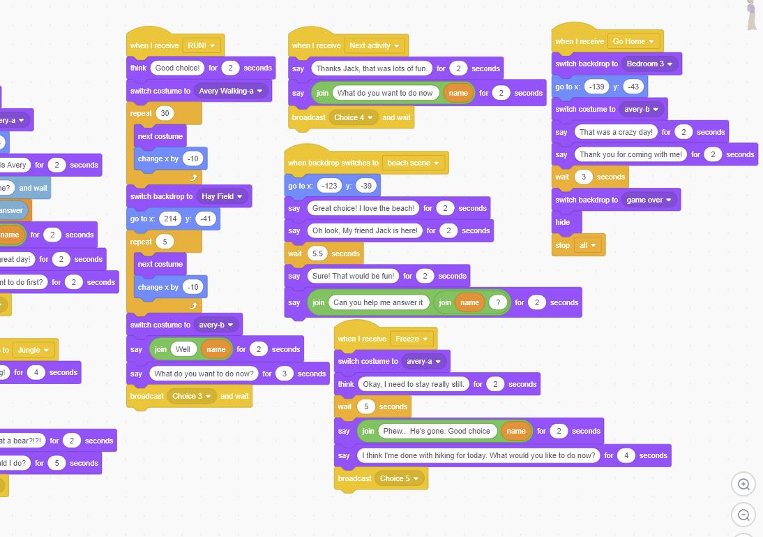 Scratch Project 1