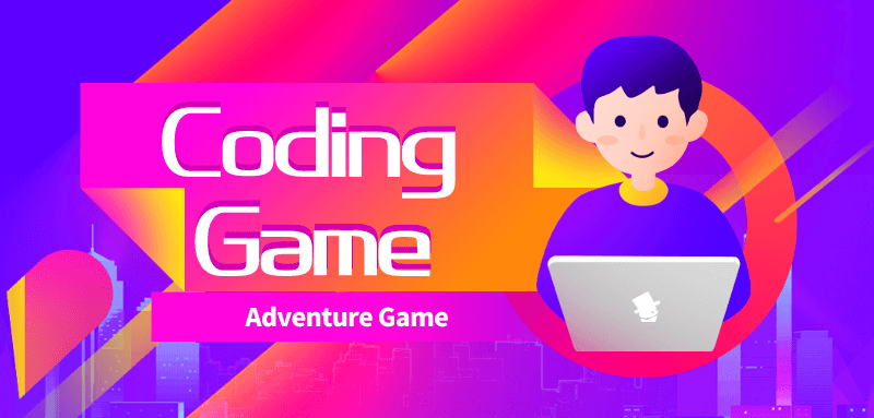 Scratch Coding Game for kids: Adventure Game