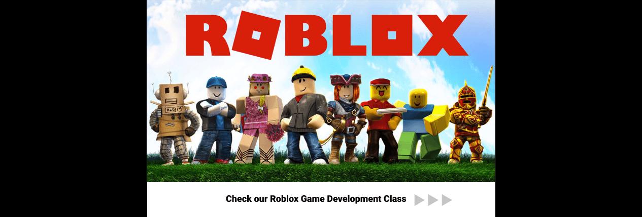 ROBLOX CLASS FOR KIDS