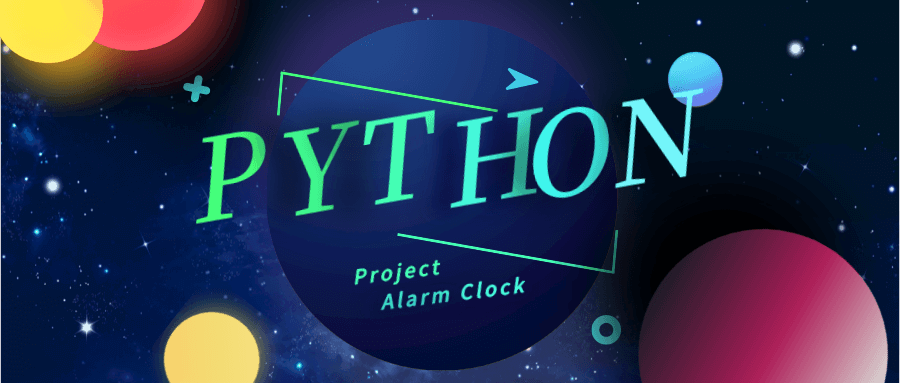Python Project for kids: Python Alarm Clock