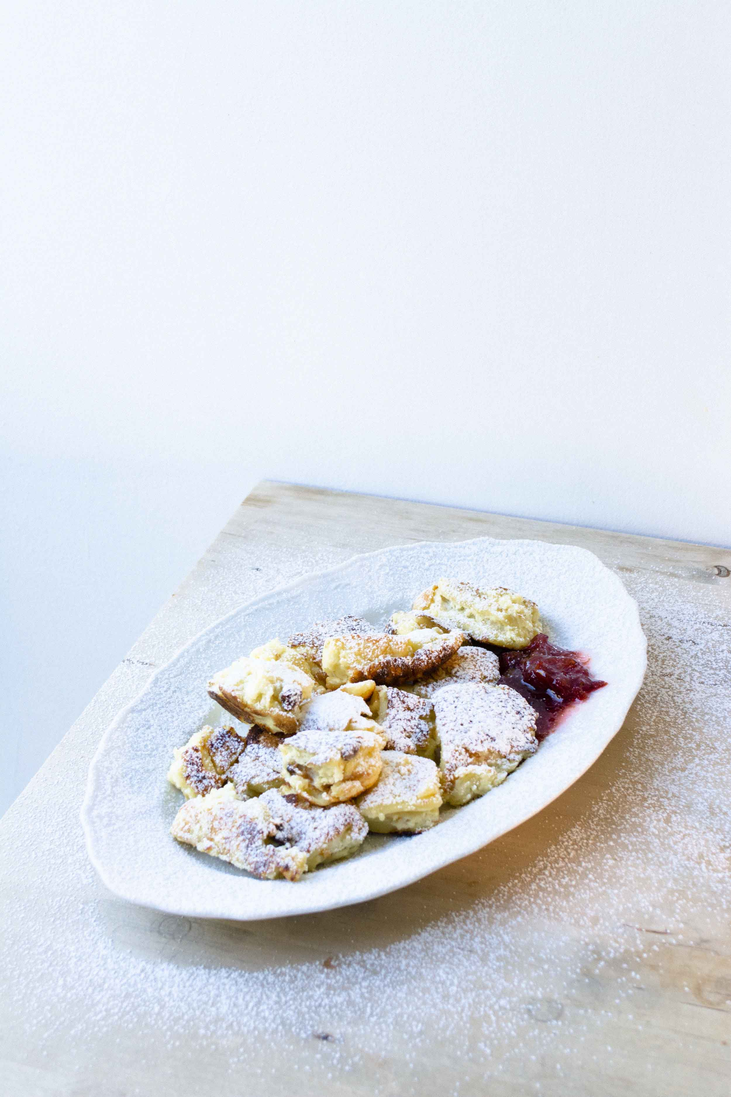 Food Photography (Recipe: Kaiserschmarrn) by Magdalena Weiss
