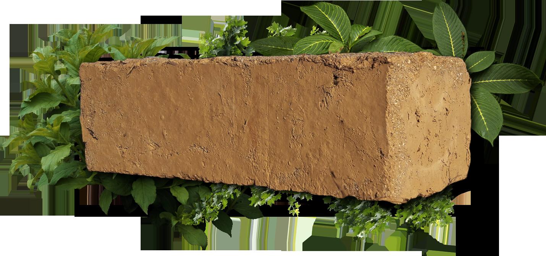 Brique en terre crue