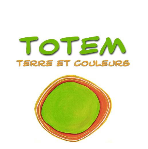 Logo Totem Terre et Couleurs