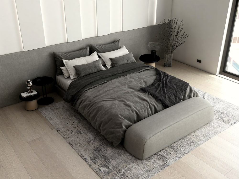 modern bedroom from China