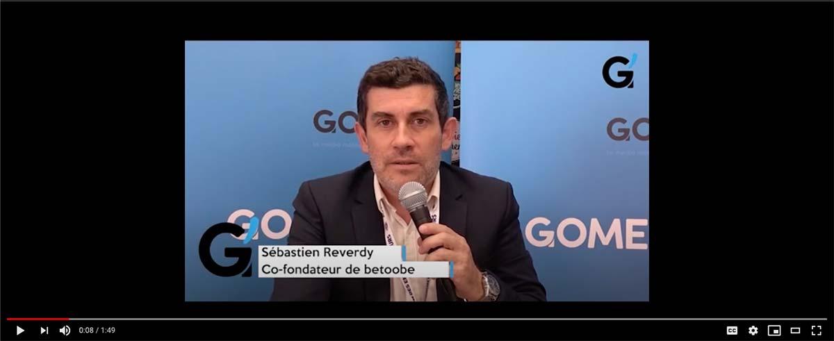 Interview de Sébastien REVERDY