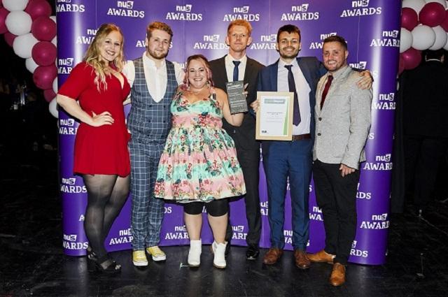 Wrexham Glyndwr Students� Union award winners