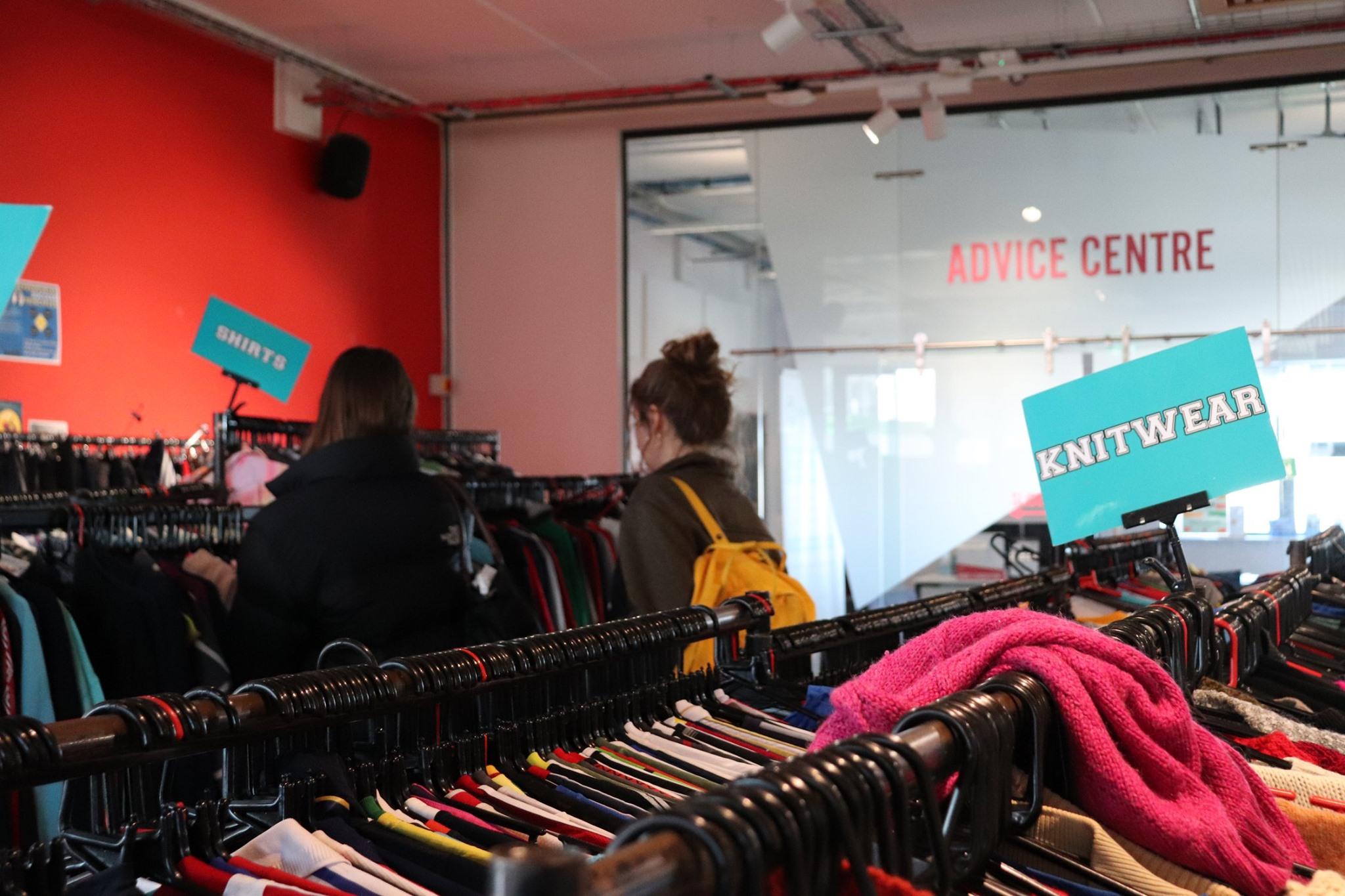 Clothes swap at UWE SU