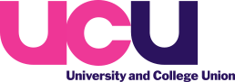UCU logo: university and college union