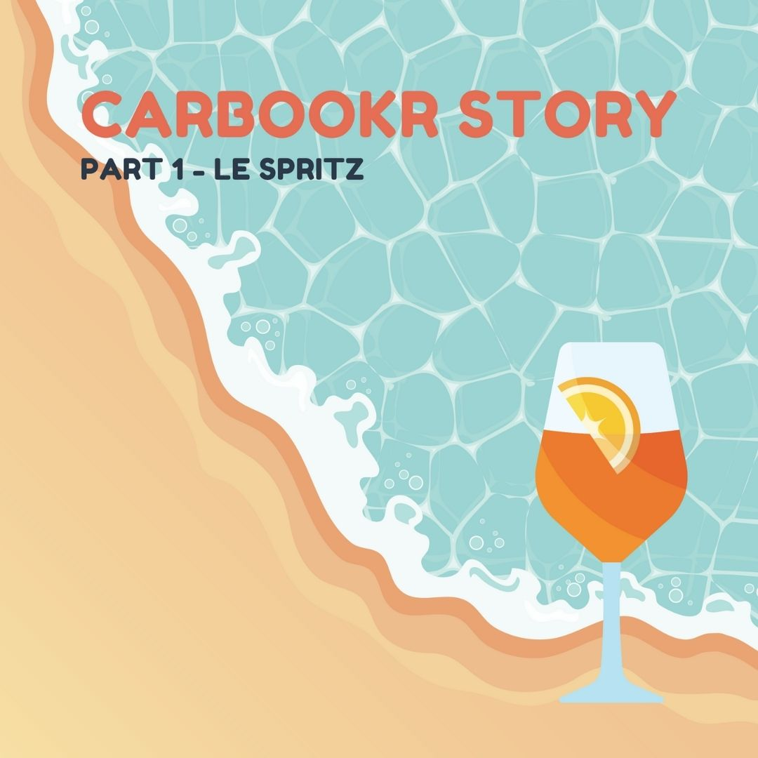 Carbookr Story Part 1