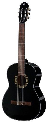 GEWA Classical guitar Student black 4/4