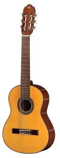 GEWA Classical guitar Student Natural 1/2