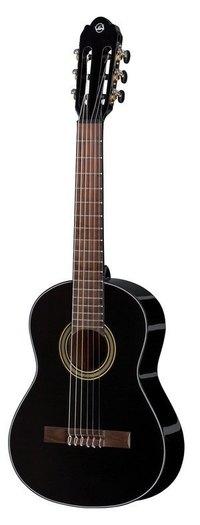GEWA Classical guitar Student black 1/2