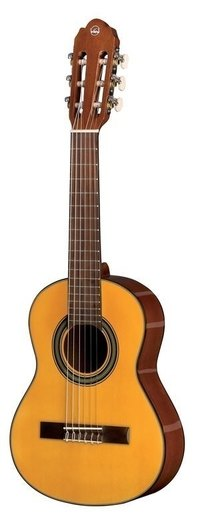 GEWA Classical guitar Student Natural 1/4