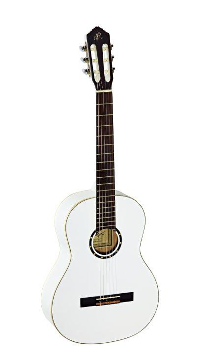 R121WH Ortega nylonsträngad gitarr, Family Series 4/4
