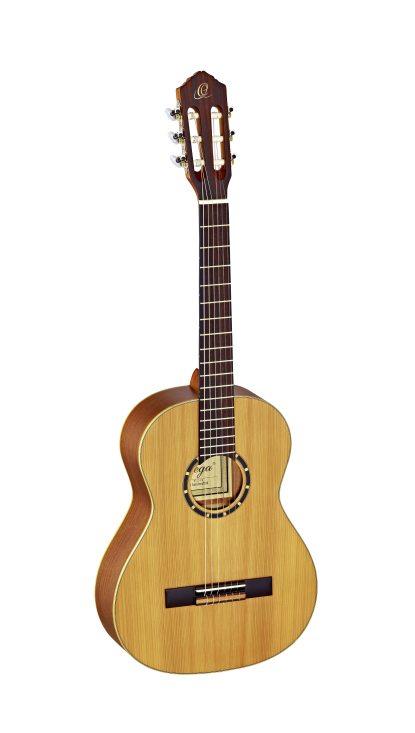 R122-3/4 Ortega nylonsträngad gitarr, Family Series
