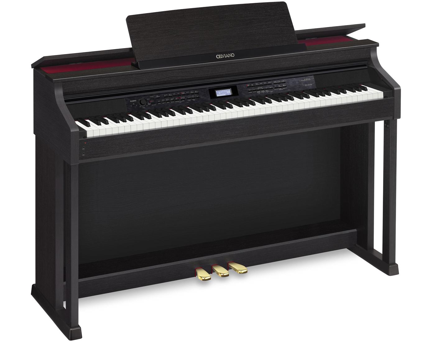 Casio AP-650BK Digitalpiano