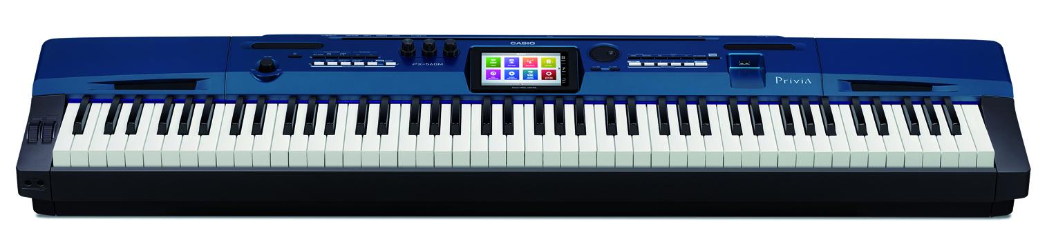 Casio Privia PX-560MBE Digitalpiano