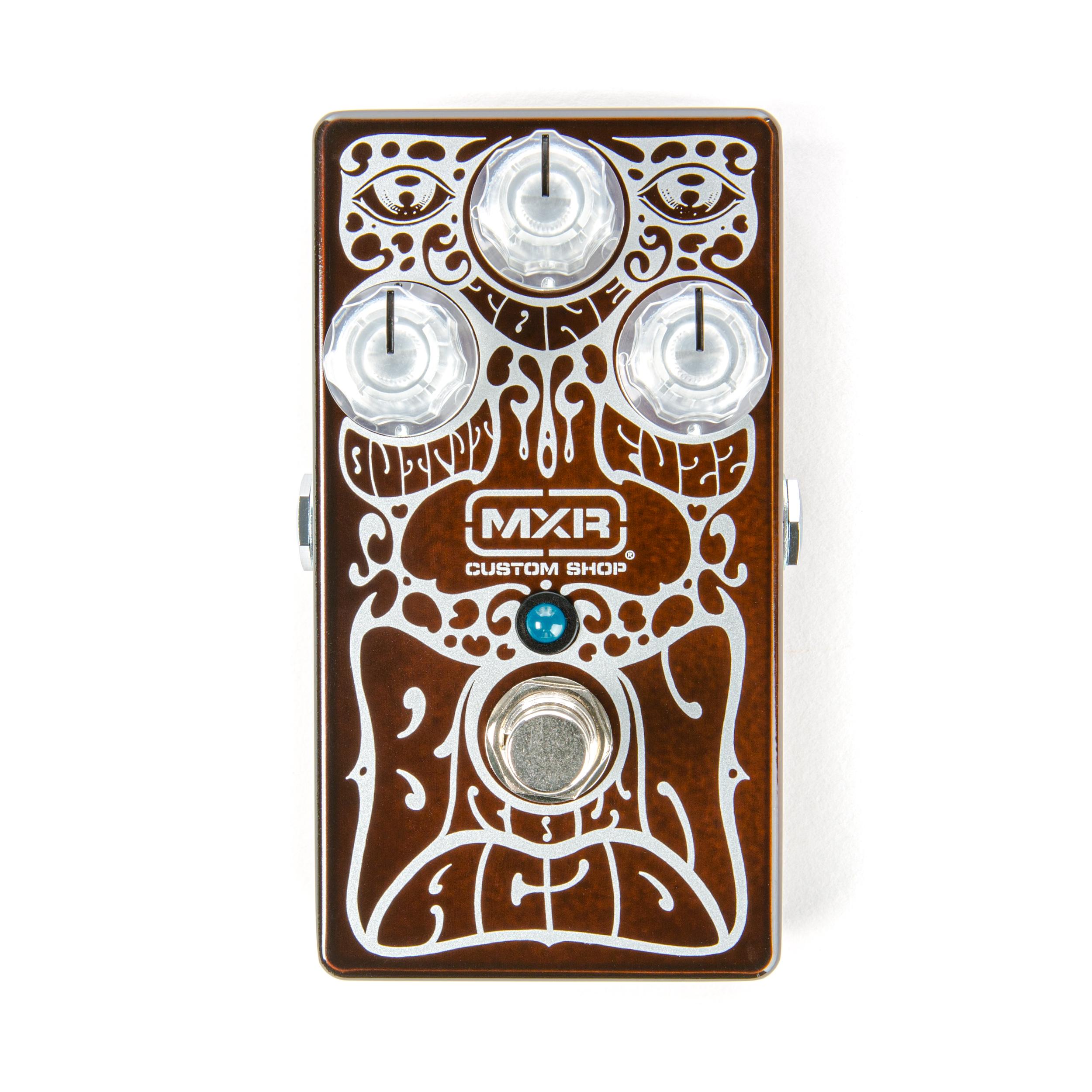 MXR CSP038 Brown Acid Fuzz
