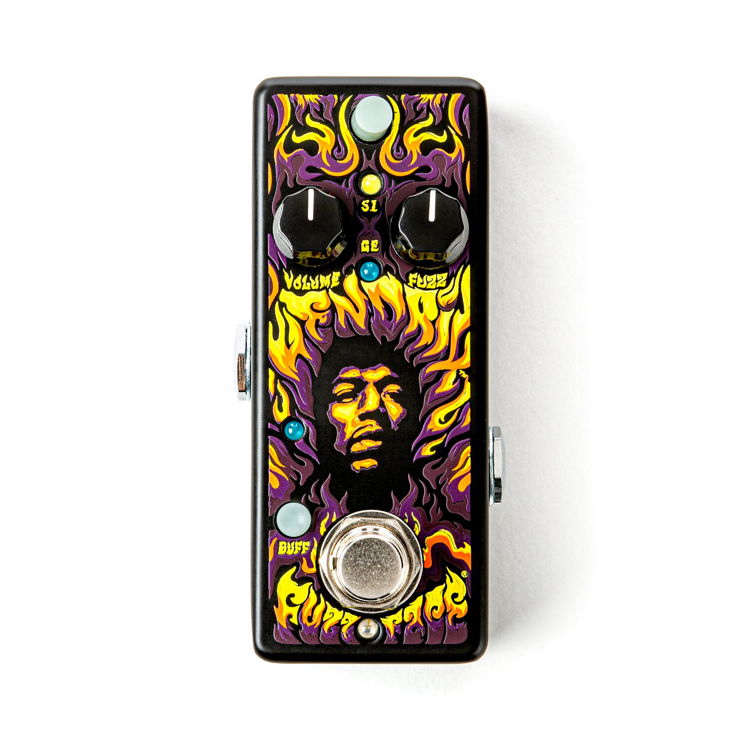 MXR JHW1 J.Hendrix FUZZ FACE Mini
