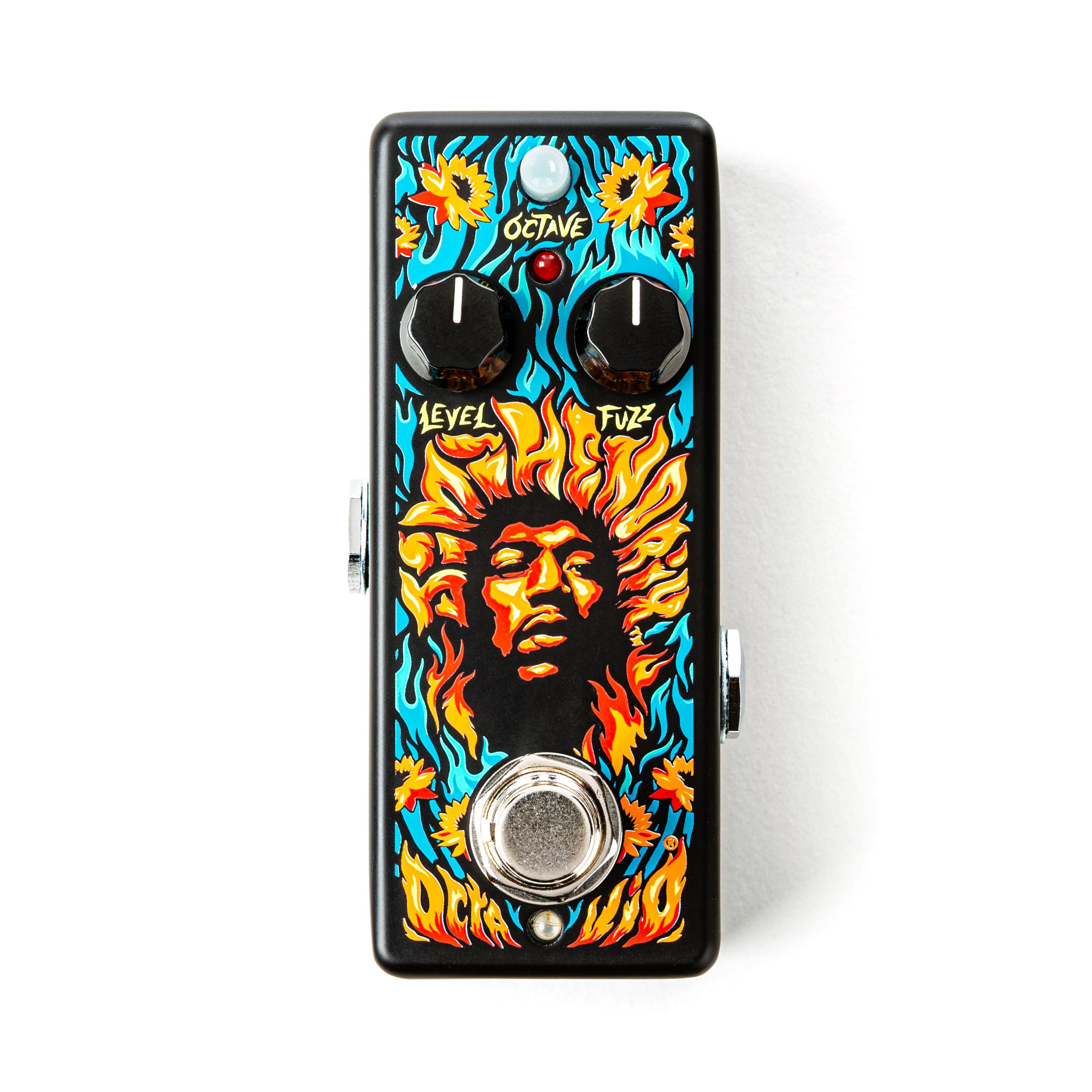 MXR JHW2 J.Hendrix OCTAVIO FUZZ Mini