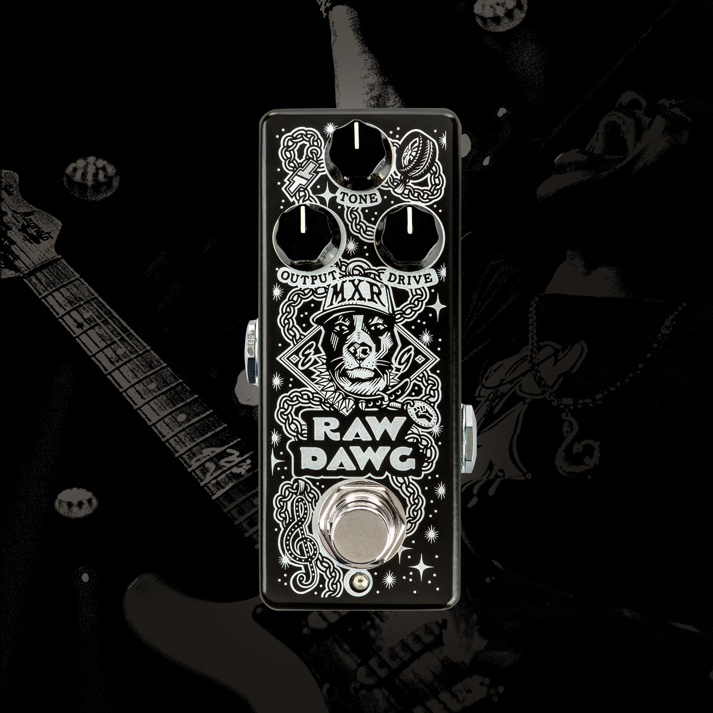 MXR EG74 Raw Dawg Overdrive