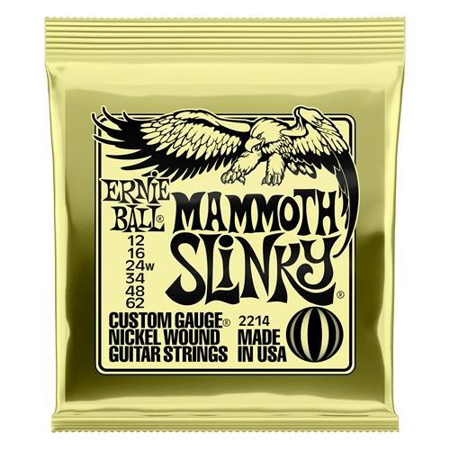 Mammoth Slinky Ernie Ball 12-62