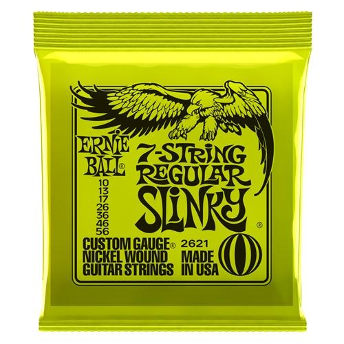7-sträng Regular Slinky Ernie Ball 10-56