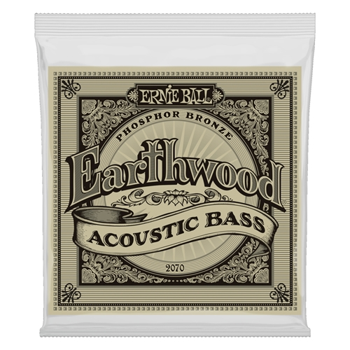 Ernie Ball EB-2070 Earthwood Bass Phosphor Bronze