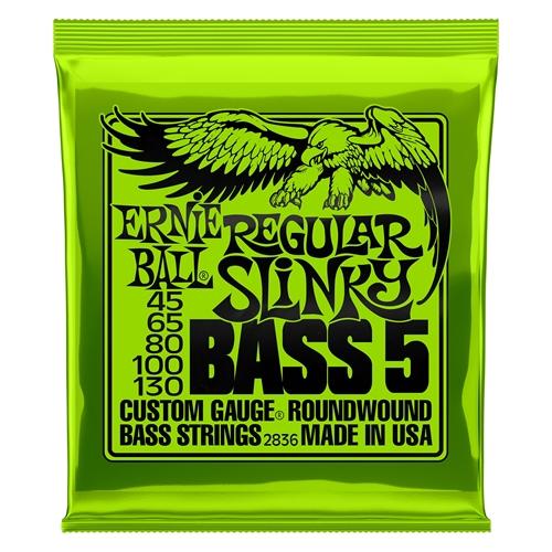 5-string Regular Slinky 45-130.