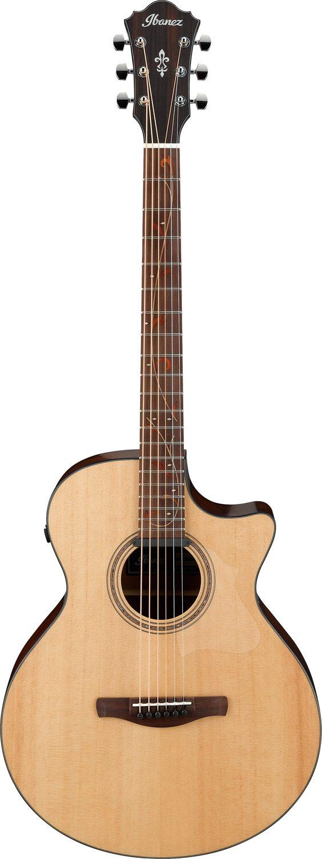 AE275BT-LGS Western Gitarr Ibanez