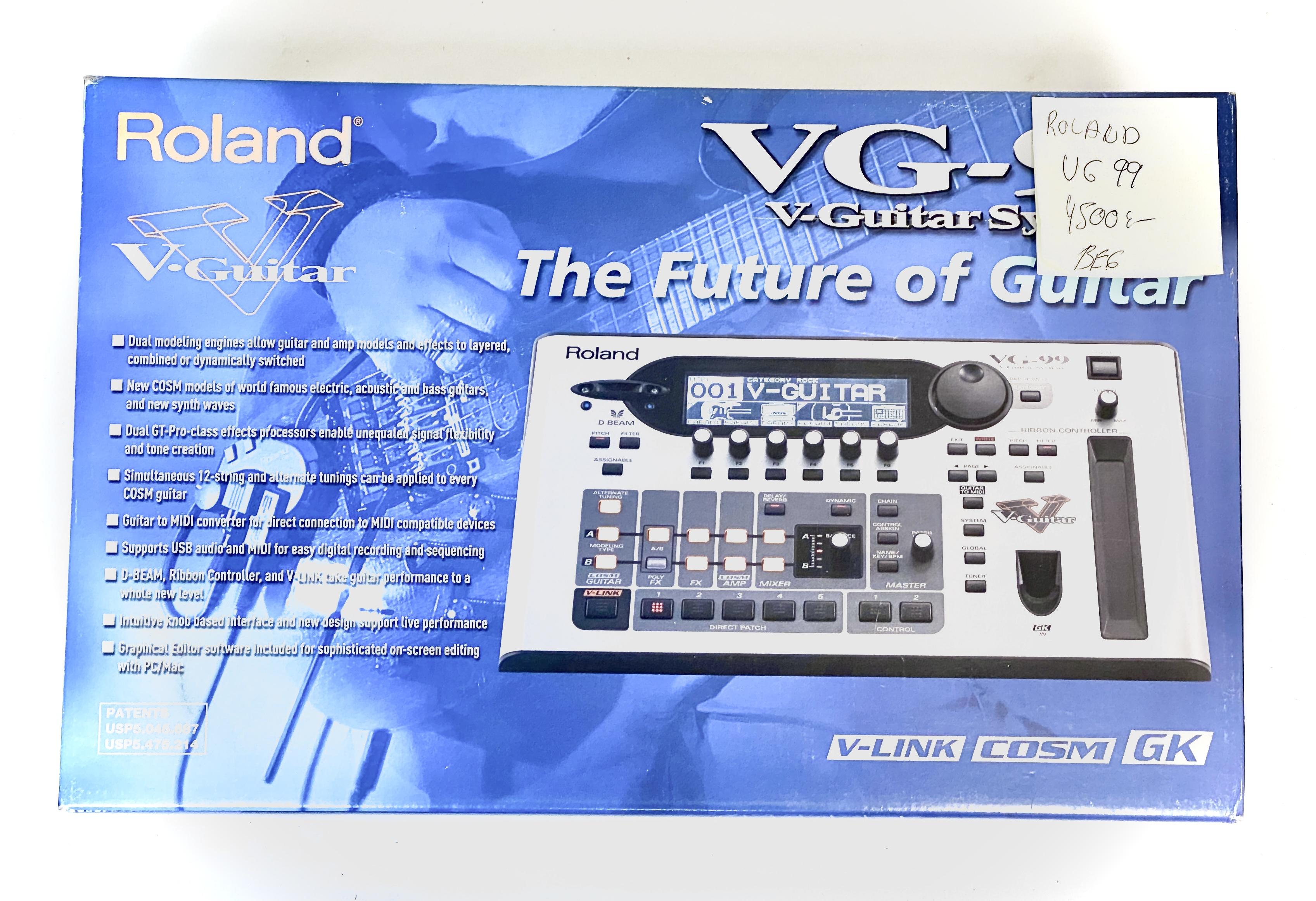 Roland VG-99 Guitar System