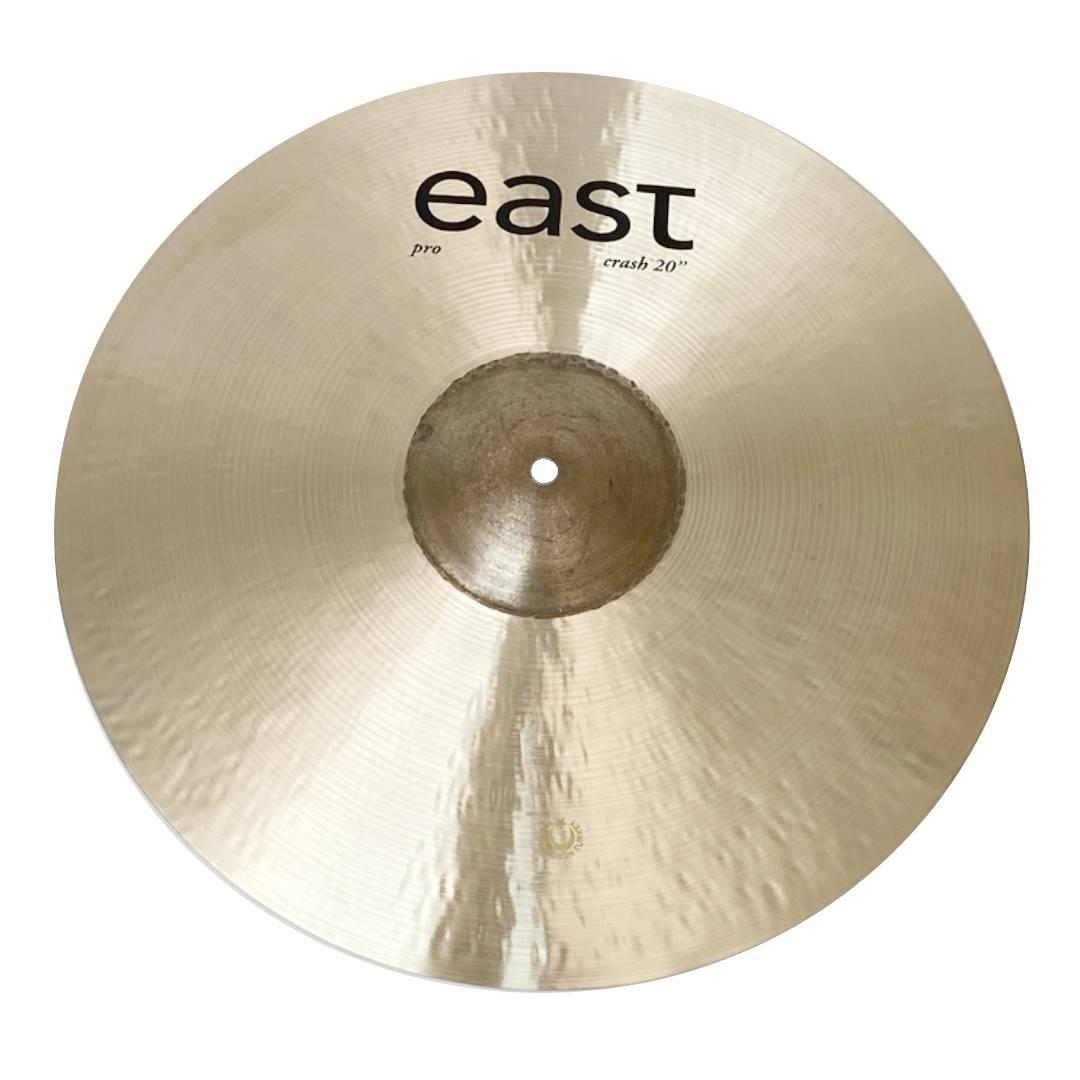 """East Pro 20"""" Crash Cymbal"""