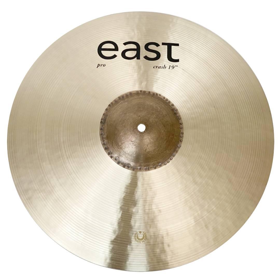 """East Pro 19"""" Crash Cymbal"""