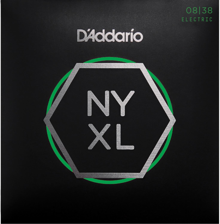 NYXL0838 D'Addario