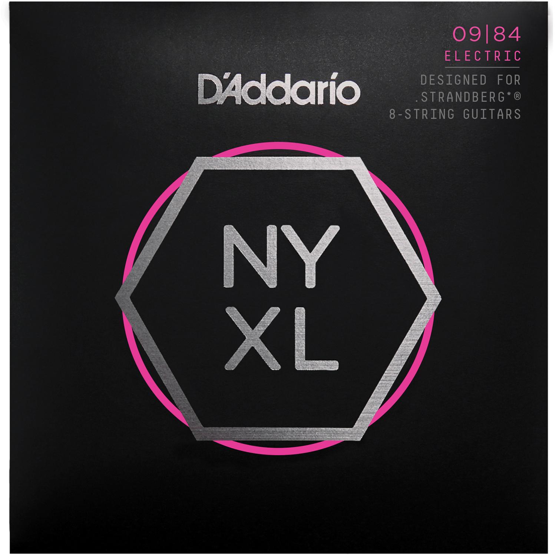 NYXL0984SB Strandberg  D'Addario