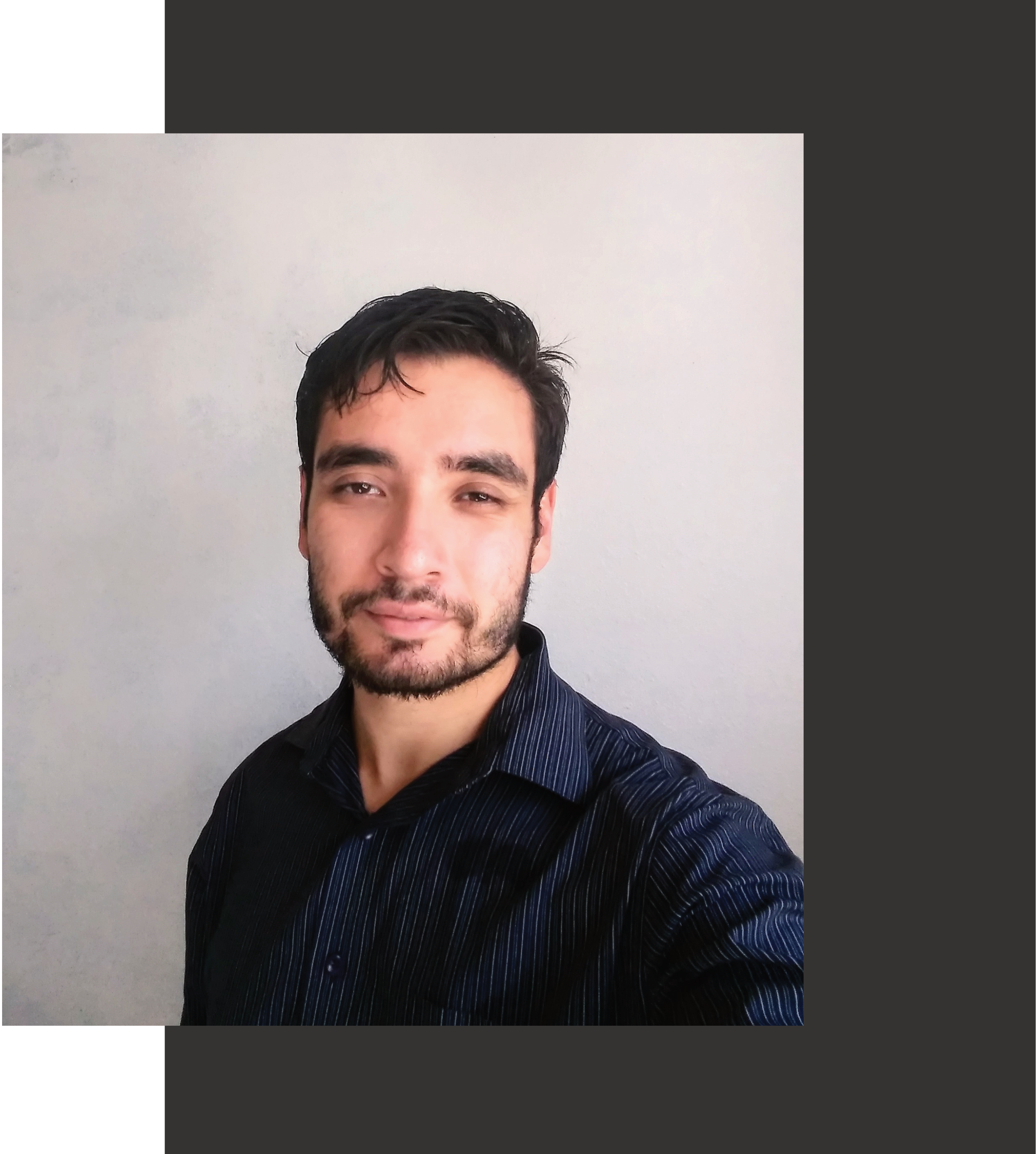 Ricardo Parra El Paso Website Designer