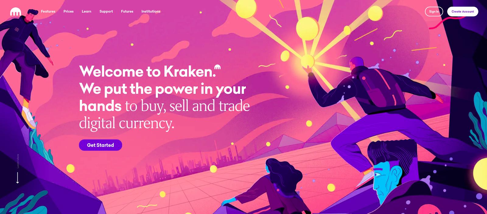 Make money with cryptos via staking on Kraken