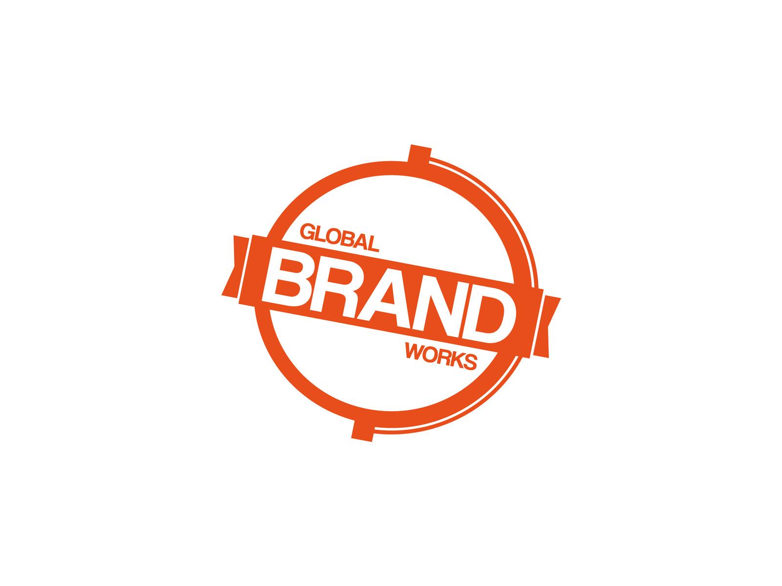 Global brand works logo