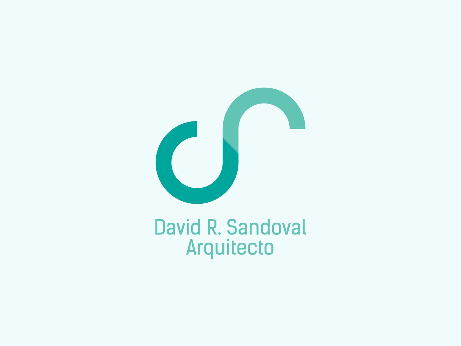 DR architect logo