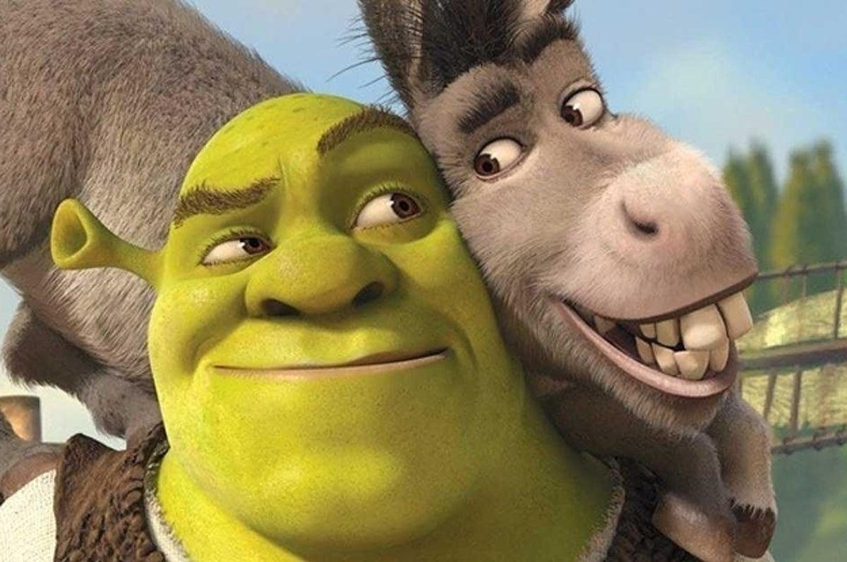 shrek-and-donkey
