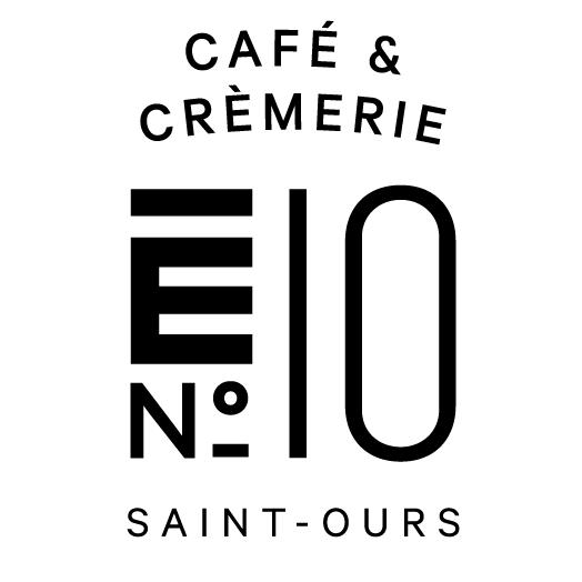 Ecluse No10 - Logo footer