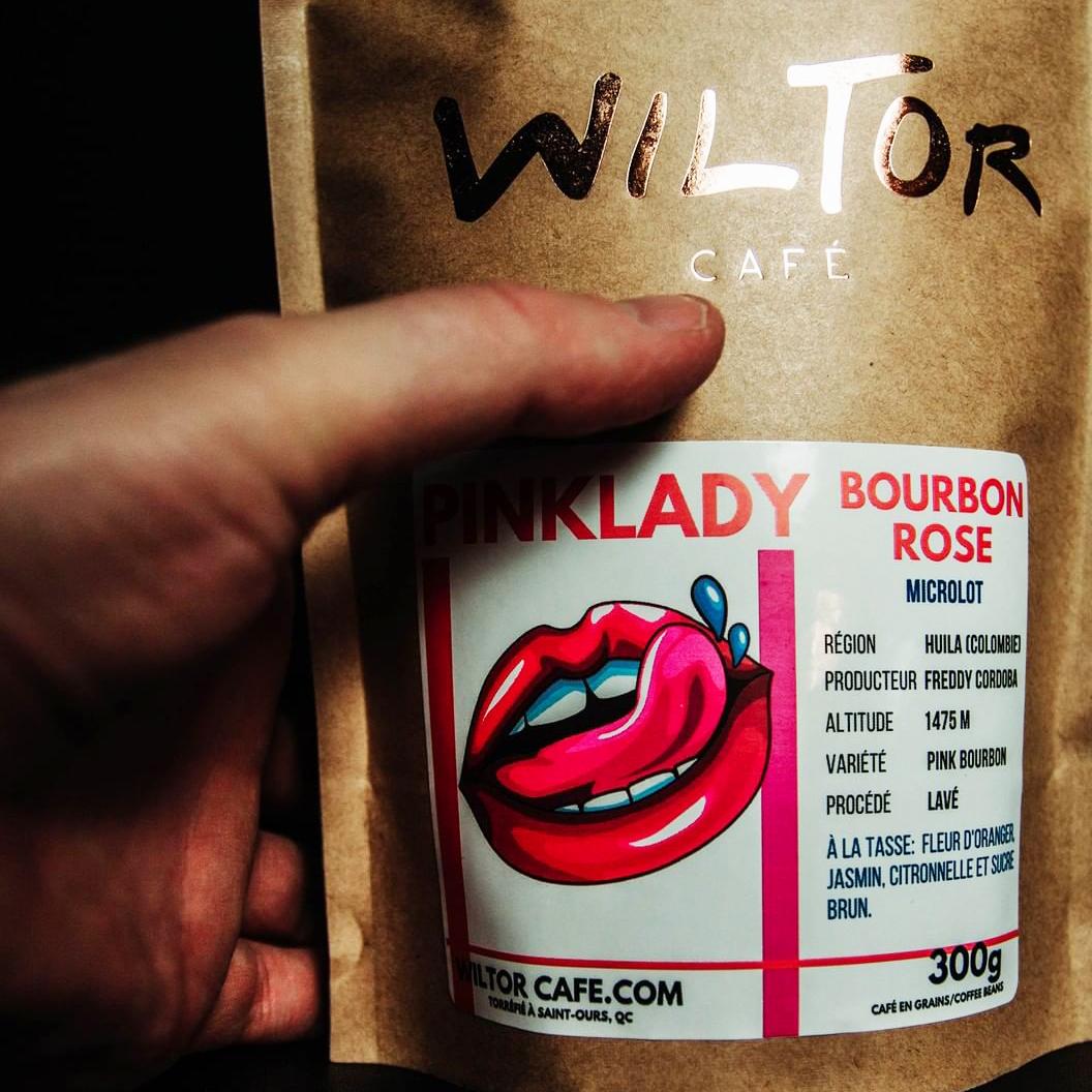Ecluse No10 - Wiltor Café Pink Lady