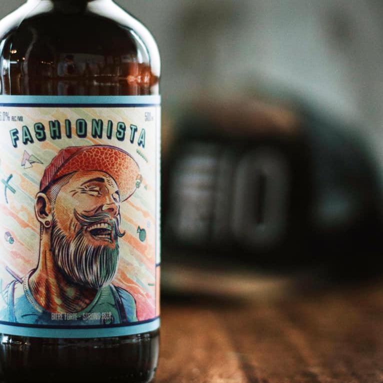 Ecluse No10 - Bière de microbrasserie