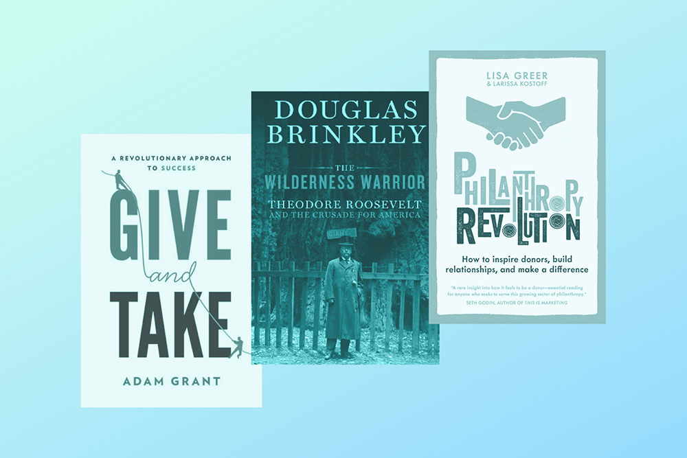 A summer reading list for changing the world