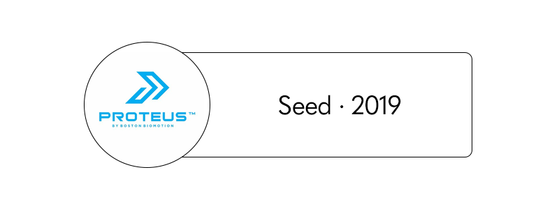 Proteus Motion. Seed 2019. Linked to Proteusmotion.com