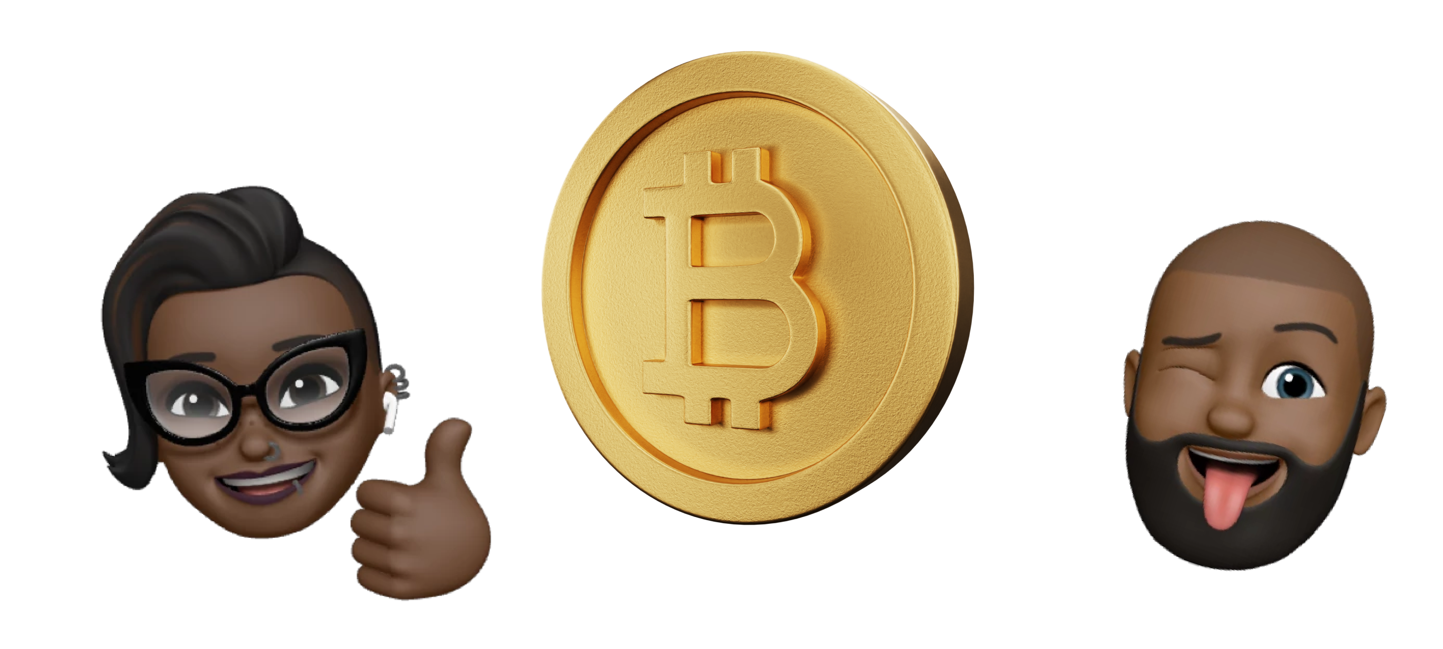 Thumbs up to Bitcoin and Crypto