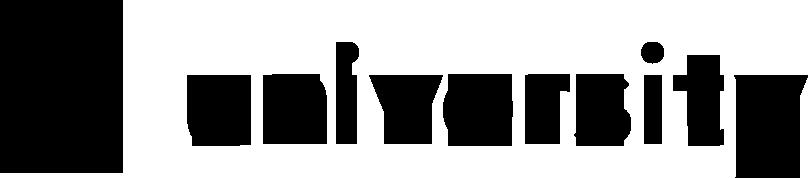 Logo van Onesix University
