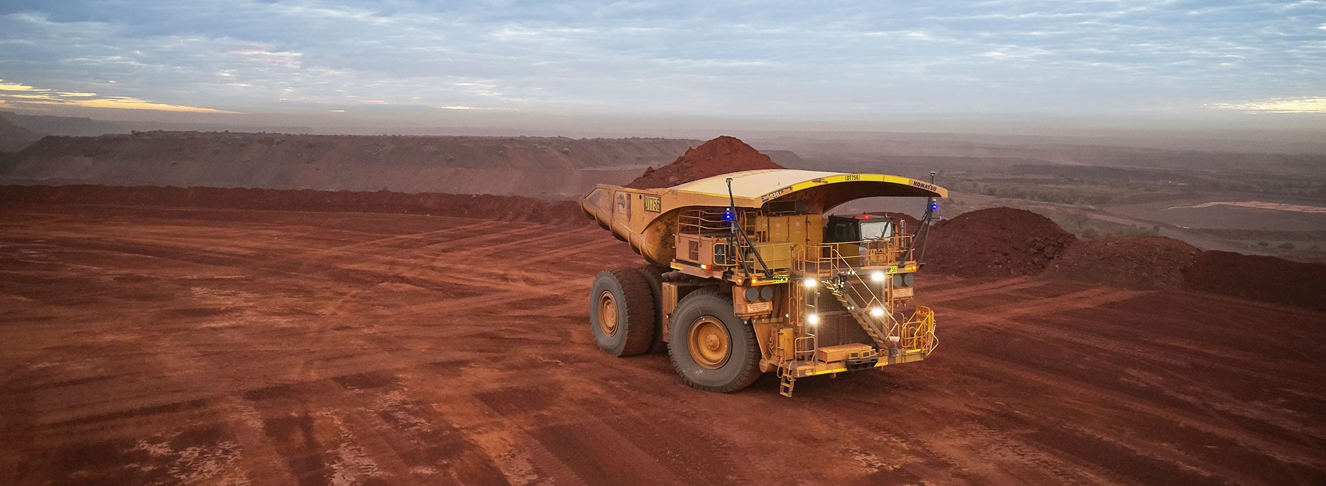 WAE partners with Fortescue to develop battery-electric haul truck