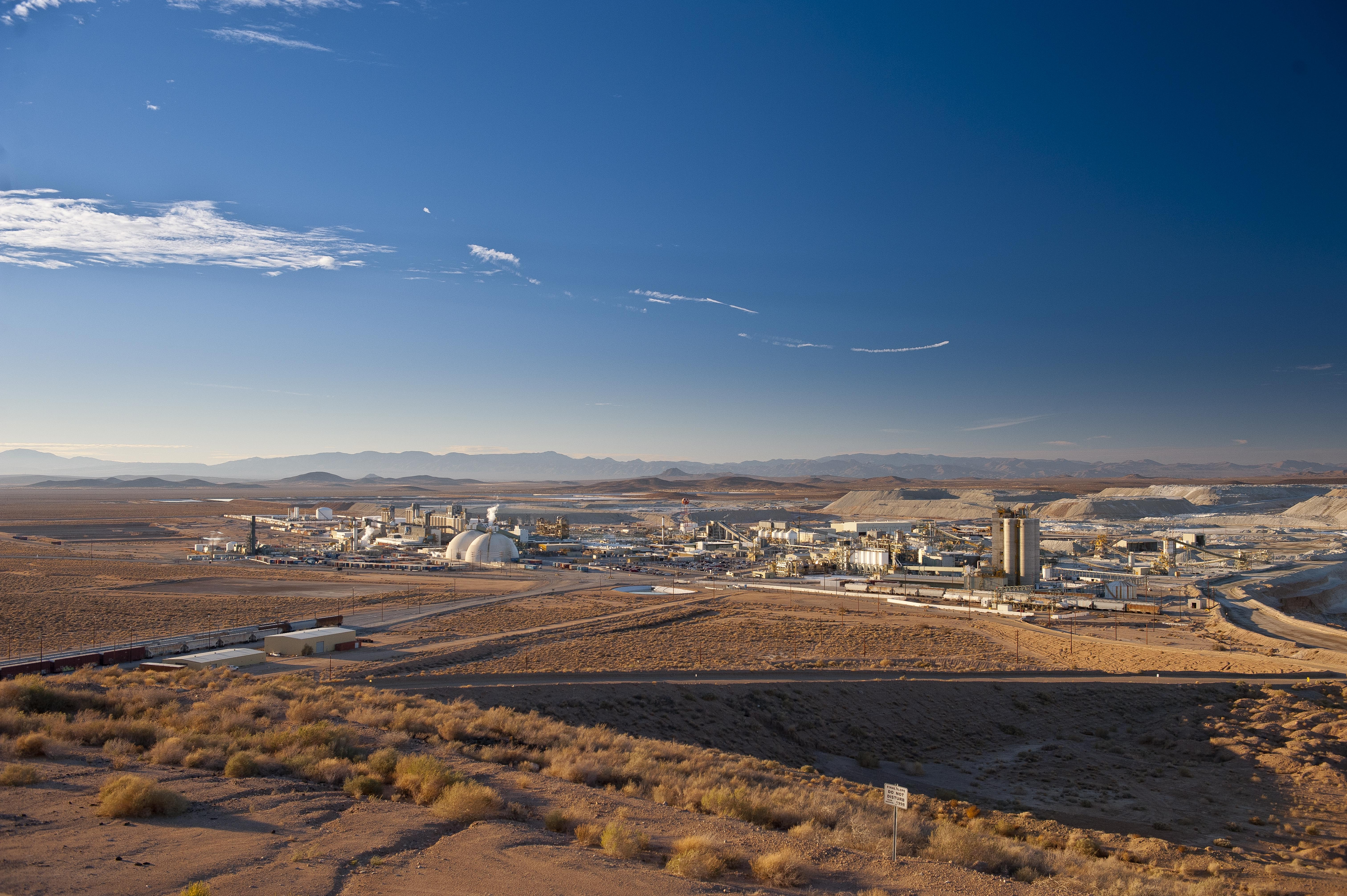 Rio Tinto responds to climate change with a move to solar energy at Boron mine